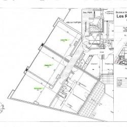 Location Bureau Avignon 34 m²