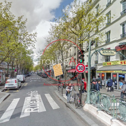 Cession de bail Local commercial Paris 19ème 90 m²