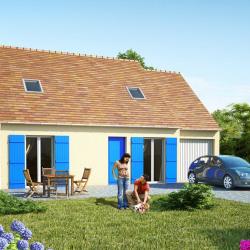 Maison  6 pièces + Terrain  520 m² Marzan