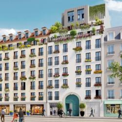 photo appartement neuf Paris 14ème