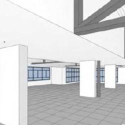 Location Bureau Lieusaint 1280 m²