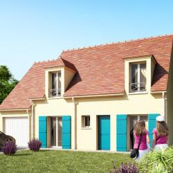 Maison  6 pièces + Terrain  438 m² Montmain