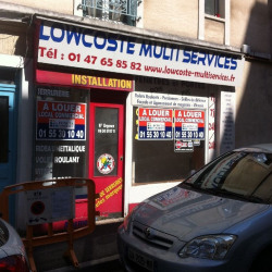 Location Local commercial Vanves 13 m²