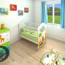 Maison  4 pièces + Terrain  400 m² Peyrieu