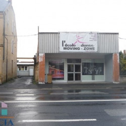 Location Local commercial Charleville-Mézières (08000)