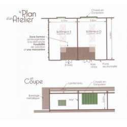 Vente Local d'activités Saint-Étienne-du-Rouvray 530 m²