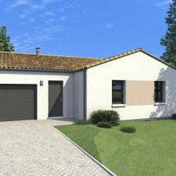 Maison  5 pièces + Terrain  519 m² Sainte-Hermine