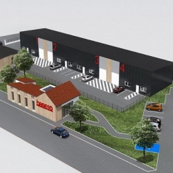 Vente Local d'activités Thiviers 1090 m²