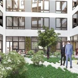 Location Bureau Montrouge 174,07 m²