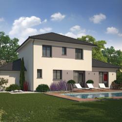 Maison  4 pièces + Terrain  1000 m² Frangy