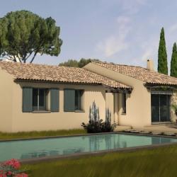 Maison  4 pièces + Terrain  1862 m² La Roque-Esclapon
