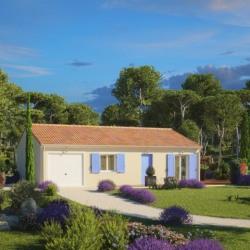 Maison  3 pièces + Terrain  333 m² Mauves-sur-Loire