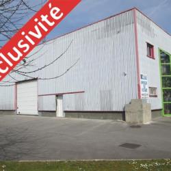 Vente Local d'activités Neuilly-Plaisance 910 m²