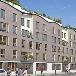 photo immobilier neuf Saint Denis