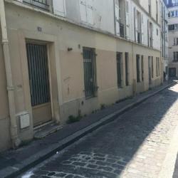 Location Bureau Paris 18ème 119 m²