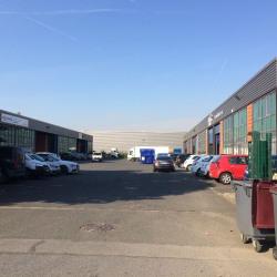 Location Entrepôt Alfortville 550 m²