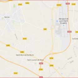Vente Local d'activités Saint-Laurent-de-Mure 440 m²