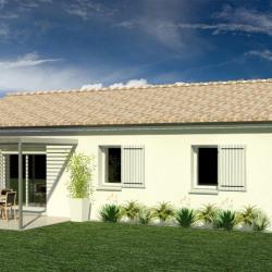 Maison  5 pièces + Terrain  902 m² Trois-Palis