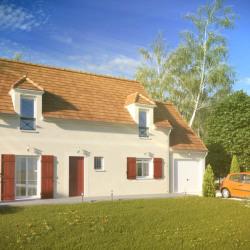 Maison  3 pièces + Terrain  400 m² Sermaise