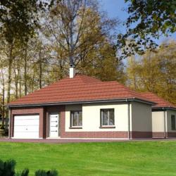 Maison  4 pièces + Terrain  2000 m² Saint-Martin-en-Campagne