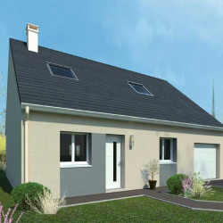 Maison  4 pièces + Terrain  520 m² Clermont