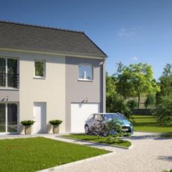 Maison  4 pièces + Terrain  477 m² Thourotte