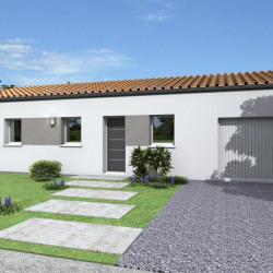 Maison  5 pièces + Terrain  600 m² Palluau
