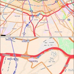 Location Bureau Paris 13ème 4959 m²