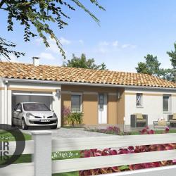 Maison  4 pièces + Terrain  600 m² Lédignan