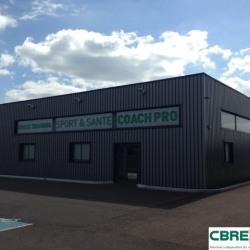 Location Local d'activités Brive-la-Gaillarde 270 m²
