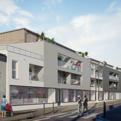 photo appartement neuf Merignac