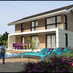 Maison  6 pièces + Terrain  743 m² Cruseilles