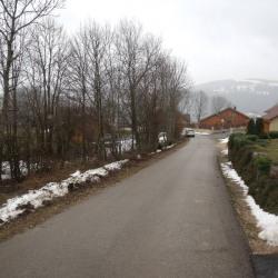Vente Terrain Le Russey 1605 m²