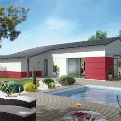 Maison  4 pièces + Terrain  517 m² Saint-Sulpice-sur-Lèze