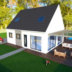Maison  5 pièces + Terrain  400 m² Dreux