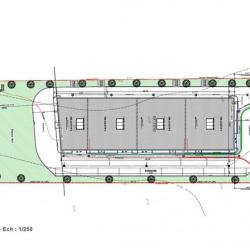 Location Local d'activités Domloup 516 m²