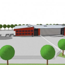 Vente Local d'activités Le Versoud 15085 m²