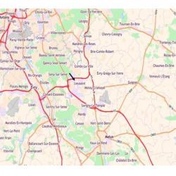 Location Local d'activités Lieusaint 1758 m²