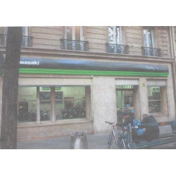 Cession de bail Local commercial Paris 10ème 360 m²