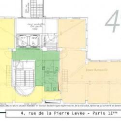 Vente Bureau Paris 11ème 313 m²