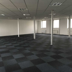 Location Bureau Aubervilliers 4385 m²