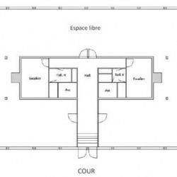 Vente Bureau Villeurbanne 573,48 m²