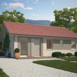 Maison  4 pièces + Terrain  800 m² Culin