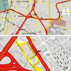 Location Bureau Rungis 6741 m²