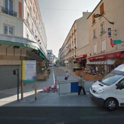 Location Local commercial Clichy 109 m²
