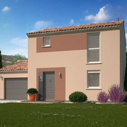 Maison  4 pièces + Terrain  450 m² Chanoz-Châtenay