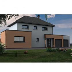 Maison  8 pièces + Terrain  1144 m² Airon-Notre-Dame
