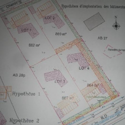 Vente Terrain Saint-Georges-du-Bois 432 m²