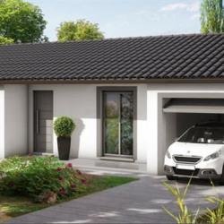 Maison  3 pièces + Terrain  160 m² Pia