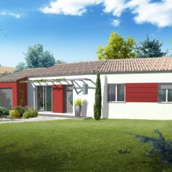 Maison  4 pièces + Terrain  974 m² Mimizan